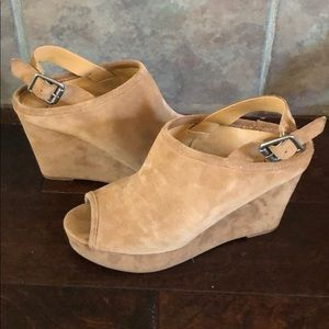 Lucky Brand Suede Shoe